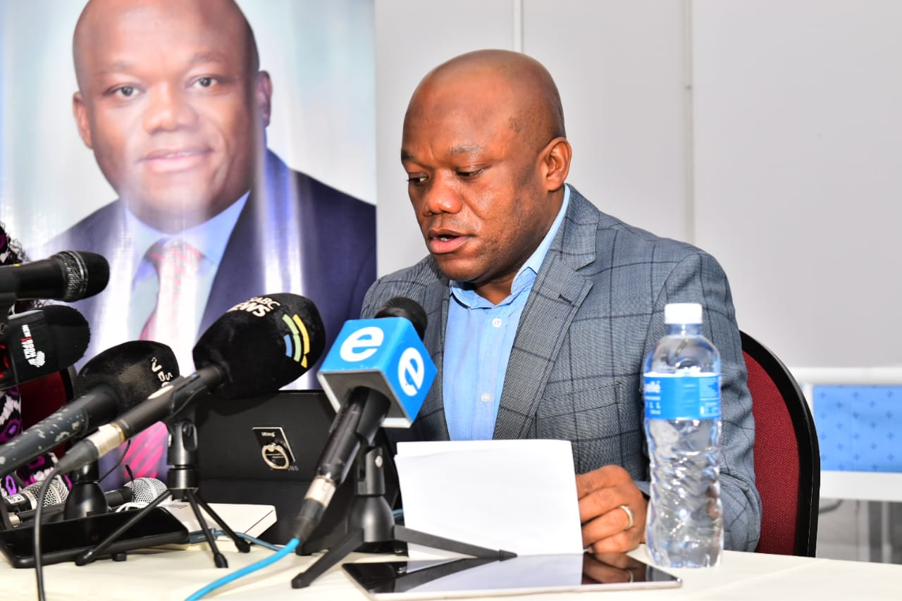 Media briefing by Premier Sihle Zikalala - Royal Agricultural Showgrounds Field Hospital Official hand-over and #Covid19 updates