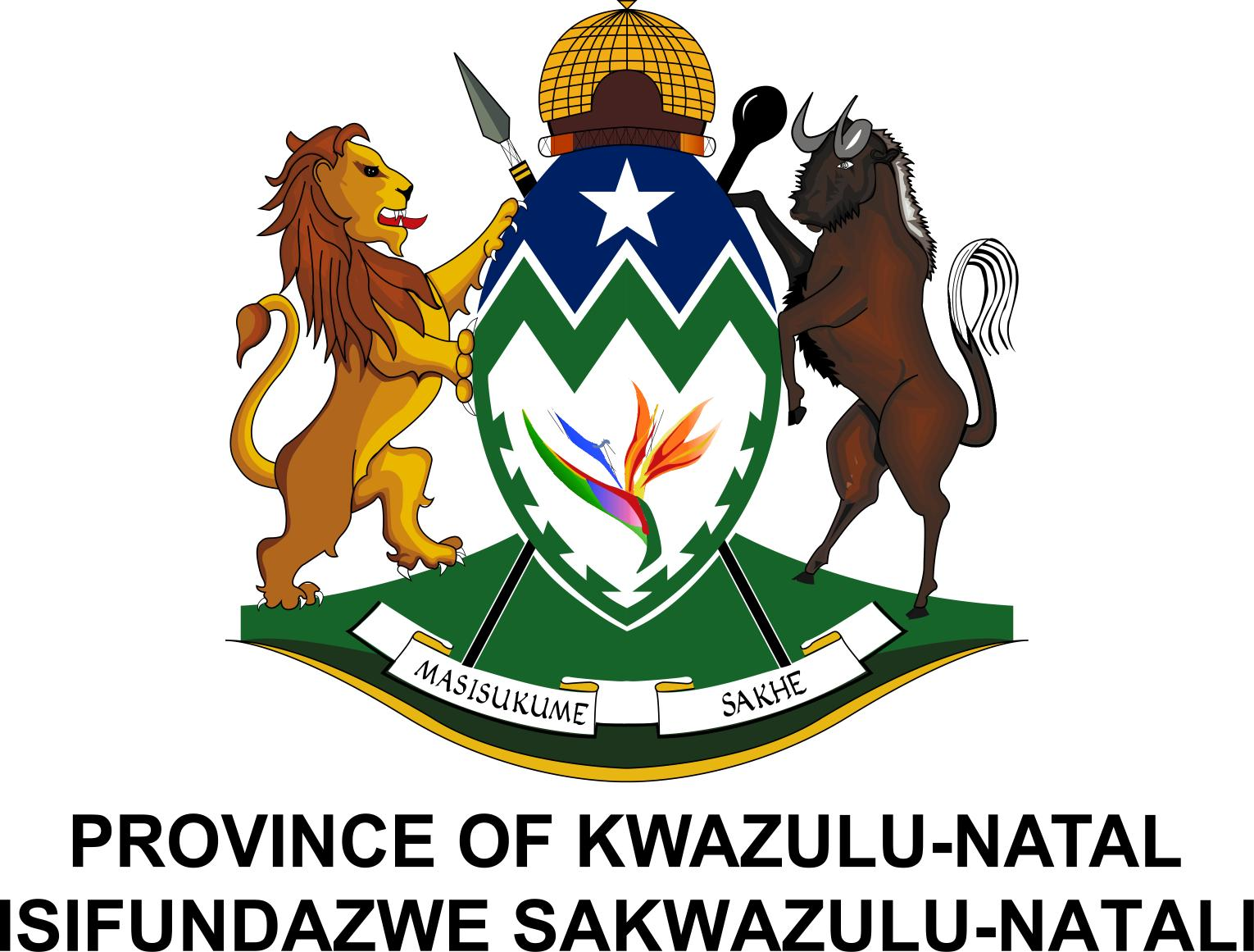 The Kzn Coat Of Arms