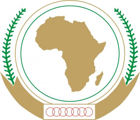 African Union Map.African Union