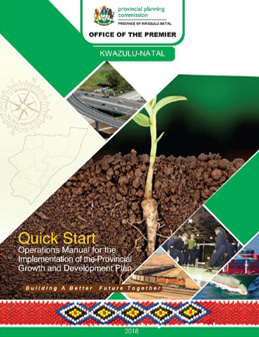 Quick Start Operations Manual for the KZN PGDP