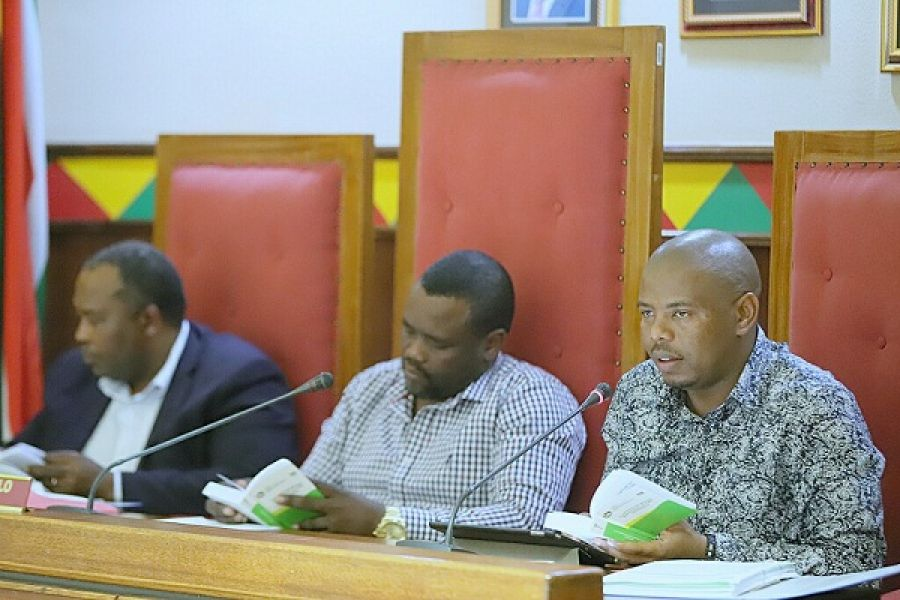 MEC Hlomuka Reads Riot Act To Abaqulusi Council