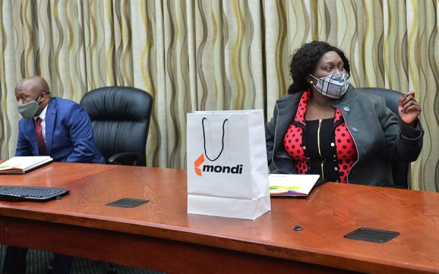 Mondi Donates 100,000 Medical Grade N95 Face Masks To Protect Healthcare Workers In KwaZulu Natal