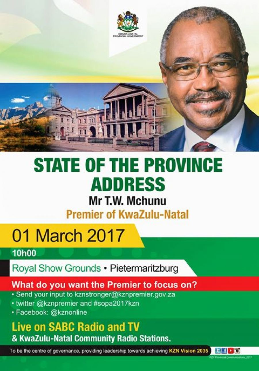 State Of The Province Address 2017