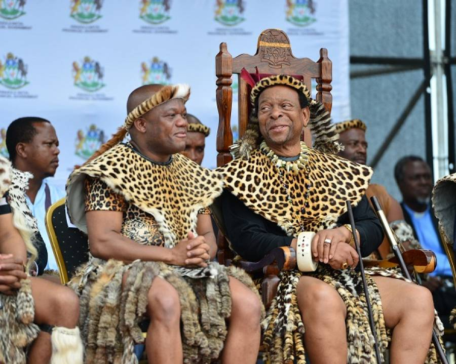 KZN Provincial Government Wishes His Majesty King Zwelithini Goodwill KaBhekuzulu A Happy 72nd Birthday