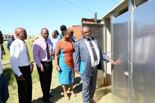 School opening functionality monitoring programme in ...