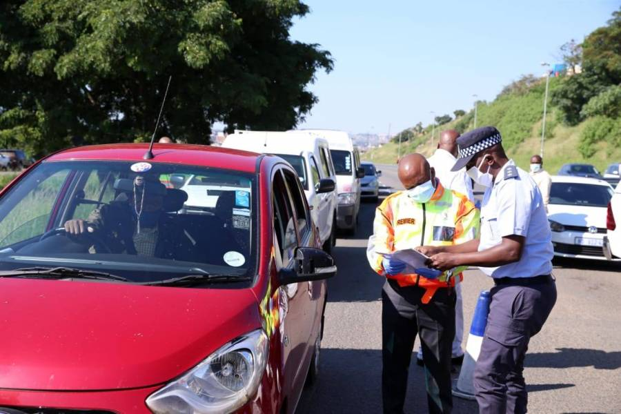 More than 110 people arrested in eThekwini as Premier leads intensified law enforcement campaign
