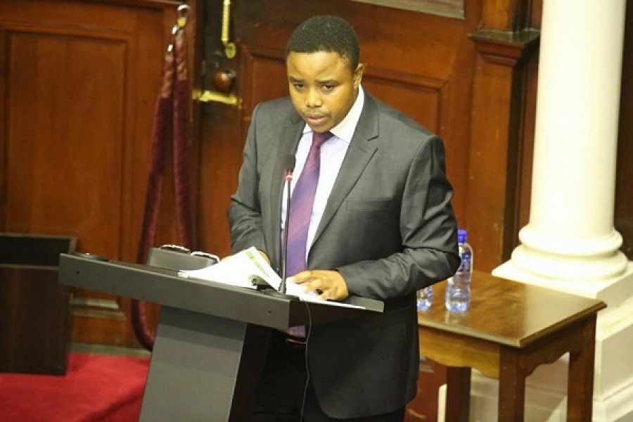 MEC for Education in KwaZulu-Natal, Mthandeni Dlungwana delivered his 2018/19 Budget Speech