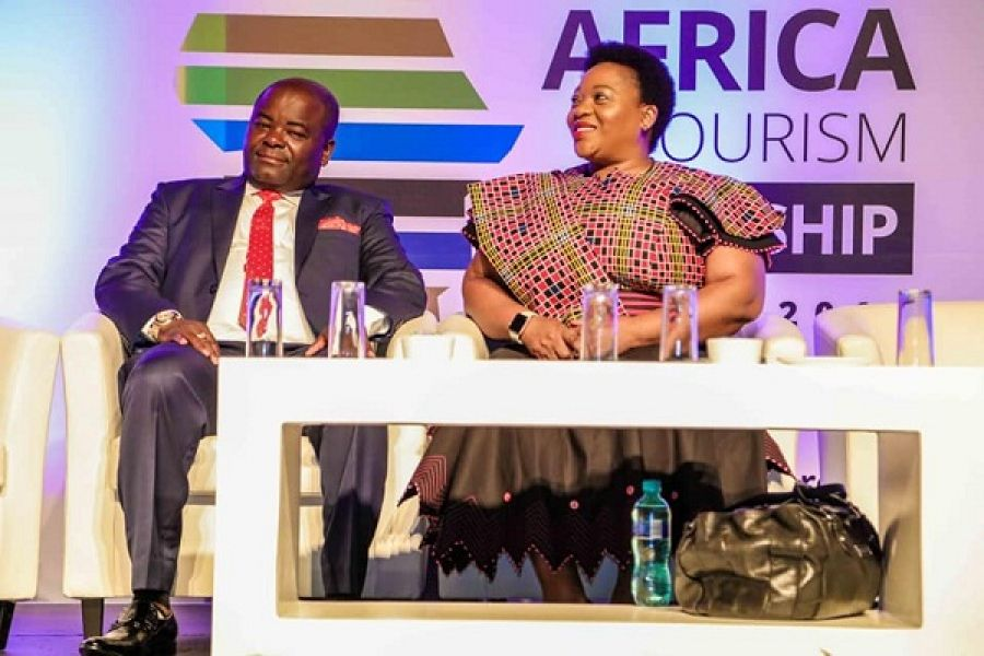 MEC Dube-Ncube Attends The 2019 Africa Tourism Leadership Forum & Awards In Durban
