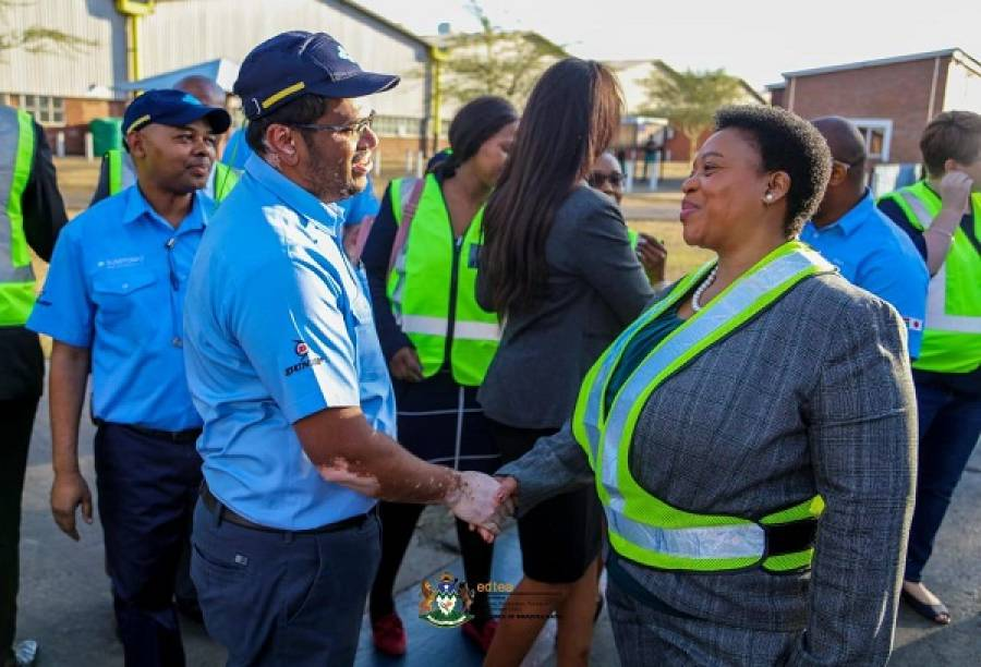Swift Intervention by EDTEA MEC Brings Much-Needed Relief to Estcourt and Ladysmith Businesses