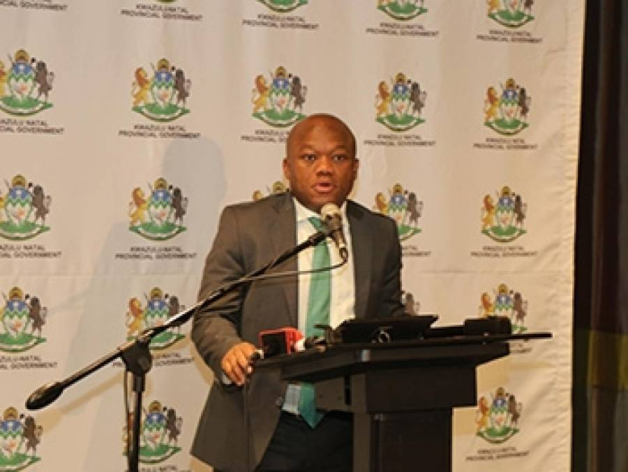 KZN Premier Sihle Zikalala Conveys Deepest Condolences to Provincial IEC Elector Officer Mawethu Mosery on The Passing of His Wife