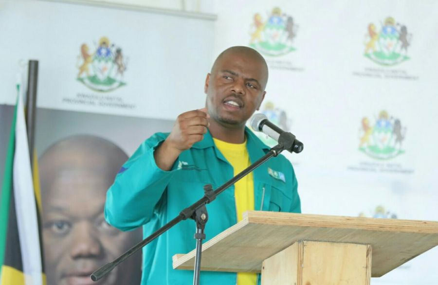 Multi-Million Rand Operation Khawuleza Programme Launched In Newcastle