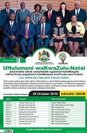KZN Provincial Government Visits Alfred Duma Municipality as Part of Operation Sukuma Sakhe