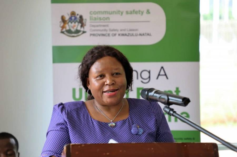 MEC Nkonyeni Outlines Key Priorities During The Department Of Community Safety & Liaison's Strategic Review Session For The 2021/22 Financial Year