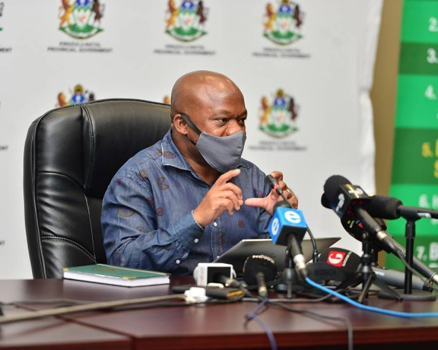 Remarks By KZN Premier Hon. Mr Sihle Zikalala On The Occasion Of A Media Briefing Following Announcements On The Lockdown By President Ramaphosa