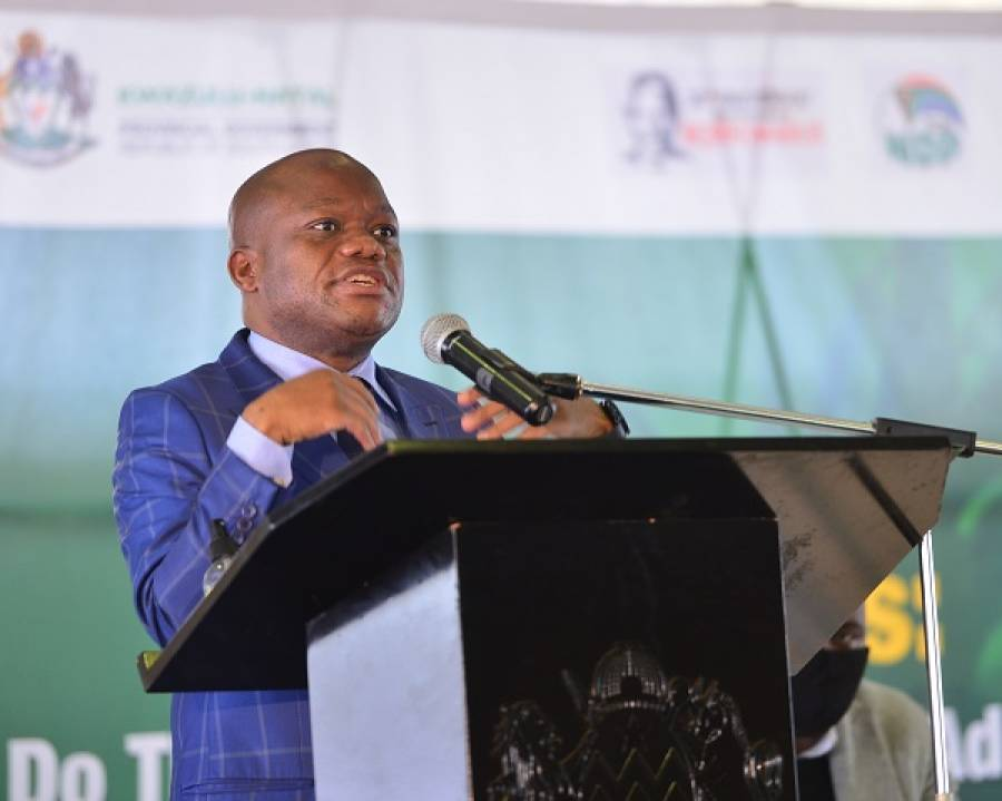 Address By KwaZulu-Natal Premier Sihle Zikalala During The Commemoration Of International Day For Senior Citizens In Ladysmith, 01 October 2020
